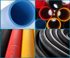 HDPE Corrugated Subduct