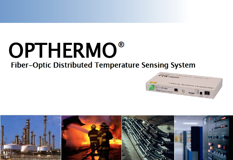 """Optical Fibre Thermal Sensing System """"OP THERMO"""""""