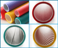 HDPE Ribbed Subduct
